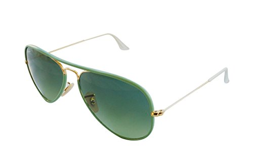 0e4ee7ec155 Ray-Ban Men s Aviator Full Color Aviator Sunglasses - Buy Online in KSA.  Apparel products in Saudi Arabia. See Prices