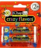 Chap Ice Lip Protectant Crazy Flavors Verry Berry - 2 ()