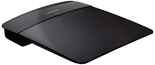 Linksys E1200 Wi-Fi Wireless Router with Linksys Connect Inc