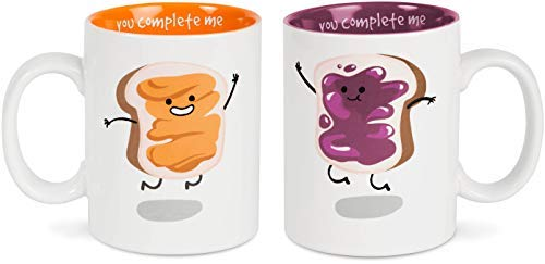 best friend coffee mug set - 3