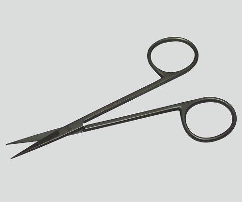 日本フリッツメディコ8-8452-01アイリス剪刀(眼科剪刀チタン製)直 B07BD2QPHQ