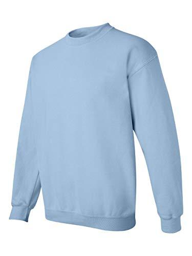 Gildan Men's Heavy Blend Crewneck Sweatshirt - XXX-Large - Light Blue ()