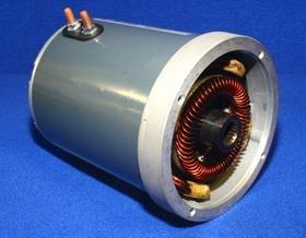 Ez-Go / Cushman 892671 - Motor