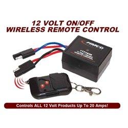 Agriculture Farm Spreader 12V Wireless Remote Control For ATV Quad Sprayer