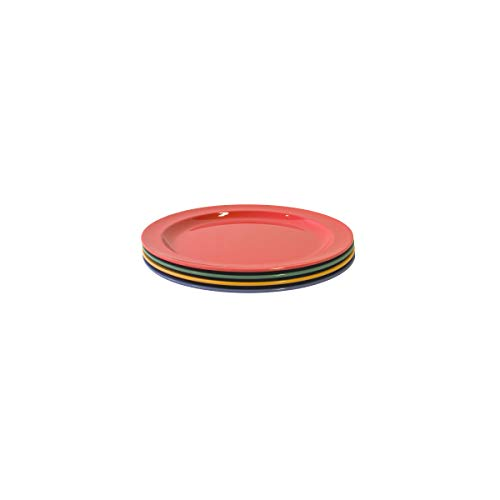 - Elite Global Solutions B91PL-MIX Round Plate, 9