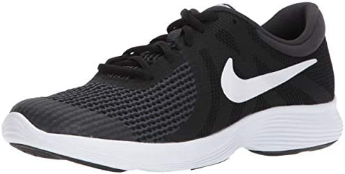 Nike Revolution 4 Boys' Running Shoe, Black | B1G1HP