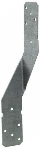 Simpson Strong-Tie H8 Simpson Strong-Tie Hurricane Tie (Pack of 100)