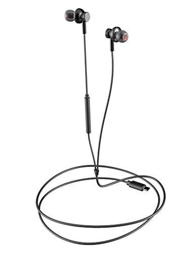 Amazon Com Acessorz Usb Type C Earphones Wired In Ear Metal