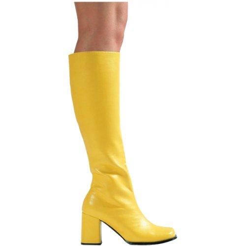 Funtasma By Pleaser Womens Gogo-300 Boot Giallo