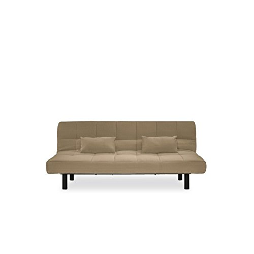 Serta SA-SLCS3O3076-P Santa Cruz Outdoor Convertible (Contemporary Convertible Sofas)