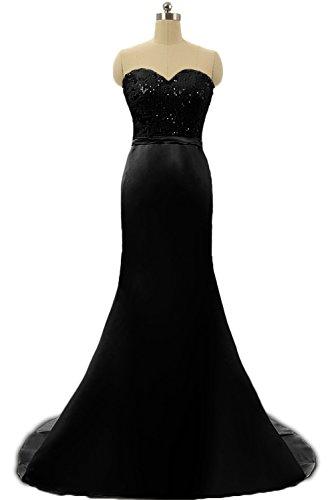 TOSKANA BRAUT - Vestido - Estuche - para mujer negro