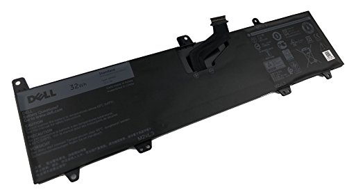 Price comparison product image Genuine Dell Battery 32Wh 7.6V 4-cell PGYK5 for Inspiron 11 3162 3164 3168 (type 0JV6J )