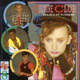 Culture Club (Boy George) Colour By Numbers Original Virgin Records Stereo release 39107QE 1980's Punk Rock Vinyl (1983)