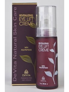 DEVITA NATURAL SKIN CARE REVITALIZING EYE LIFT CRM, 30 ML