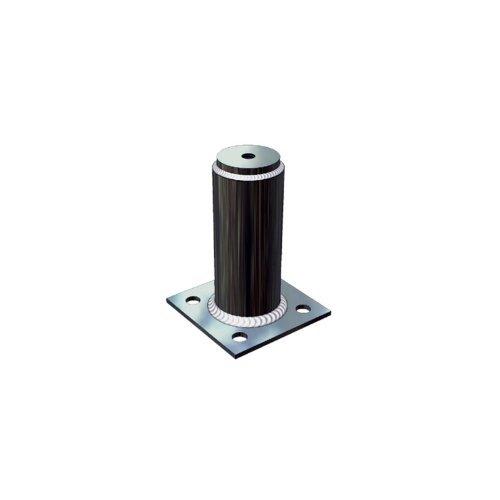 Unirac 004701G SolarMount SunFrame 7in Flat Top Steel Standoff