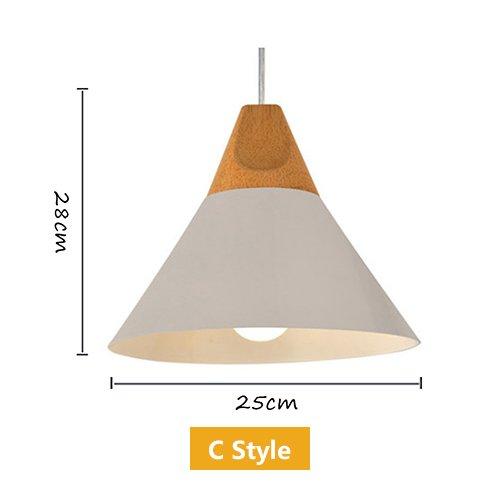 Dining Room Light, Dining Light Fixture, Wood Pendant