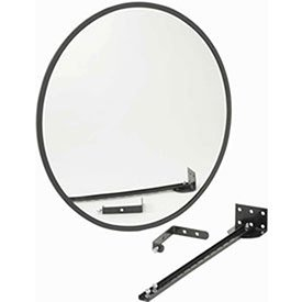 Relius Solutions Convex Safety Mirrors - Glass - 26'' Dia. - Outdoor