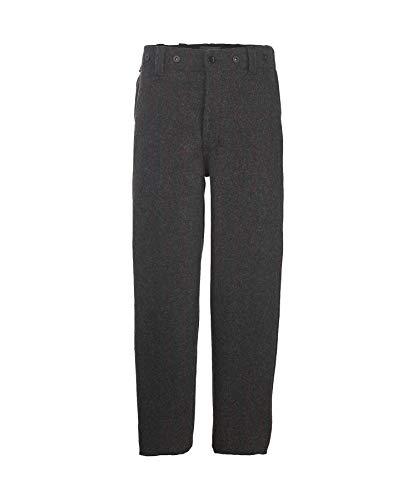 (Woolrich Men's Malone Wool Pants, NO Color (Beige), Size 33W x 99L)
