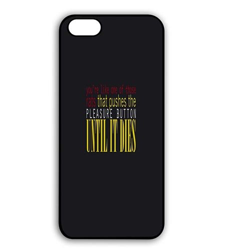 Coque,Supernatural Quotes Design Proof Dust Cover for Coque iphone 7 4.7 pouce 4.7 pouce Hard Case Covers With Best Plastic - Cute Coque iphone 7 4.7 pouce Phone Case Cover for Gift