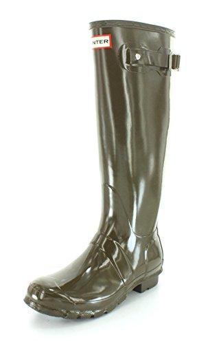 Tall Stivali Hunter Green Gloss Uomo Original taglia Swamp W23499 vqxx6zt5