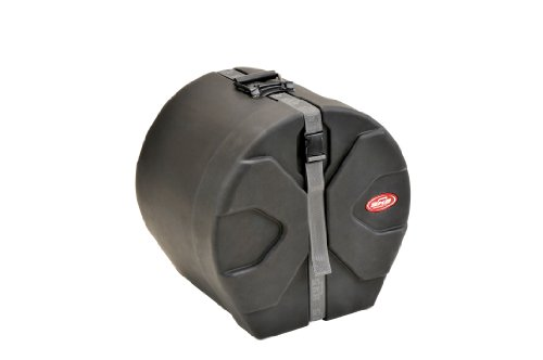 SKB 1SKB-D1416F Roto-Molded 14 x 16 Inches Floor Tom Case with Padded Interior