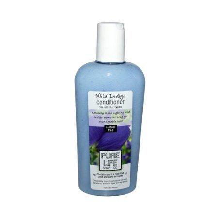 Pure Life Soap Co. - Wild Indigo Anti-Dandruff Conditioner - 15 oz