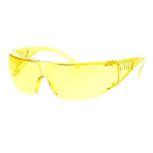 aa67677050b Fit Over Goggle Sunglasses Safety Glasses Wear Over Prescription ...