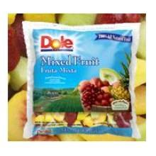 - Dole Individual Quick Frozen Mixed Fruit, 5 Pound - 2 per case.