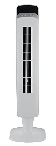 PELONIS 3-Speed Timer Digital Oscillating Tower Fan with Rem