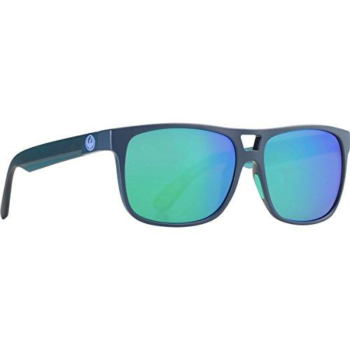 Sunglasses DRAGON DR ROADBLOCK H2O 405 MATTE DEEP NAVY/BLUE SKY - Sunglasses Ion