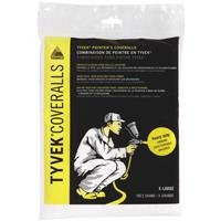 Trimaco Llc: X-Large Tyvek Coveralls 14123 -2Pk