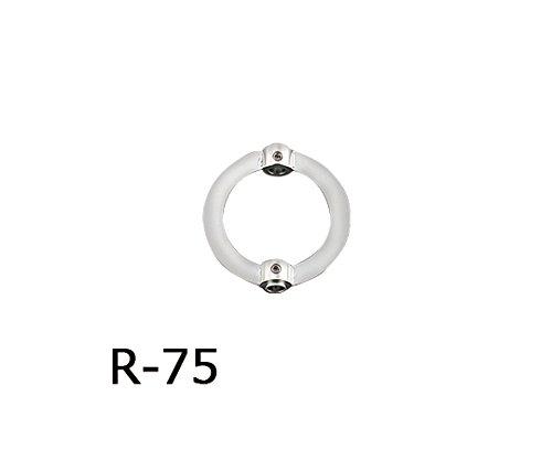 アズワン1-5505-29トルネード用撹拌羽根リング(ボス付き)φ75mm B07BD32PVX