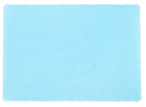 50-Light-Blue-Paper-Place-Mats-Scalloped-Edge-10x14
