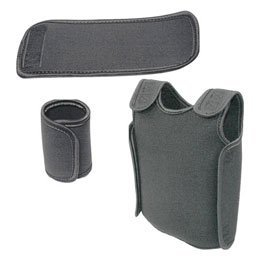 Sensory Cuff and Pressure Vest - Presure Vest, Small, chest size 21''-24''