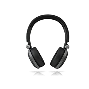 JBL Synchros E40BT, Bluetooth, On-Ear Headphones with JBL Signature Sound, Purebass Performance, Wireless Shareme Music Sharing and a Superior Fit, Black