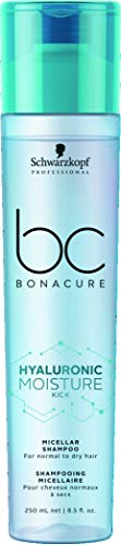 BC Bonacure BC BONACURE Hyaluronic Moisture Kick Micellar Shampoo, 8.4-Ounce ()
