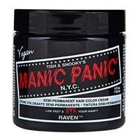 Manic Panic Raven Hair Colour Classic Cream Formula 4oz. by Manic Panic