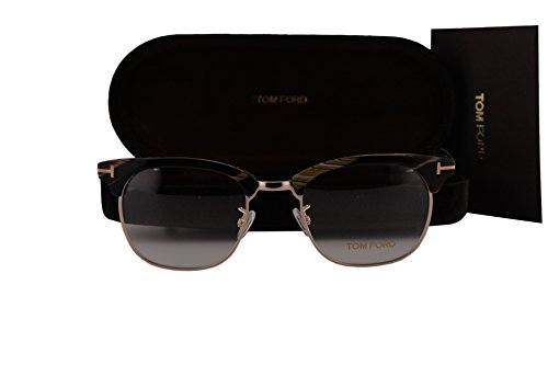 Tom Ford FT5342 Eyeglasses 51-20-145 Black Horn 063 - Ford Tom Kids For