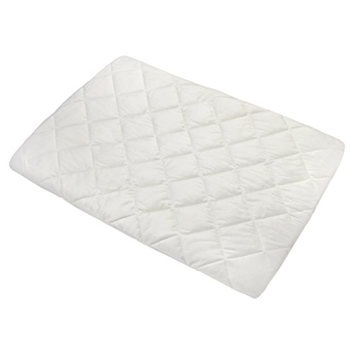 Carter's Quilted Playard Sheet, Solid Ecru, One Size by Carter's