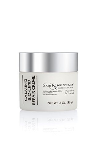 SkinResource.MD Calming Bio-Lipid Repair Crème Extra-Strength Moisturizer for Extremely Dry, Sensitive Skin