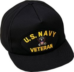 5eb5f5d30db Amazon.com  U.S. Navy Veteran Ballcap  Clothing