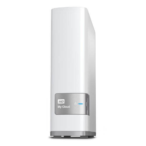 WD 2TB My Cloud Personal Network Attached Storage - NAS - WDBCTL0020HWT-NESN from Western Digital