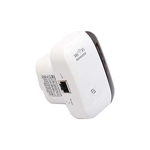 Christmas Decor, 300M Wireless WiFi Repeater Signal Amplifier AP Router Through Walls ()