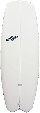 WATER RAMPAGE ウォーターランページ サーフボード 黒 JOKE 5'0 白い ショートボード ソフトボード スポンジボード  5.0(152.40cm)