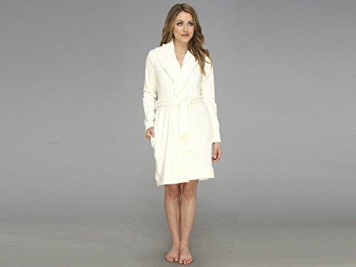 UGG Women's Blanche Robe Cream Robe MD