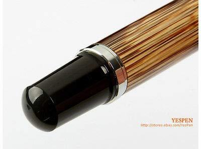 FidgetKute Duke Calligraphy Pen King Crown Confucius Commemorative Pens Bamboo Engraved NWT by FidgetKute (Image #7)
