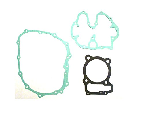 M-g 33131-3 Clutch Cover / Head Cover / Cylinder Base Gasket for Honda Trx400ex (Honda Base Cylinder Gasket)