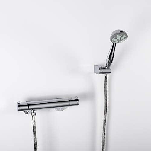 Clever Nine Urban - Grifo ducha termostática, mantiene la ...