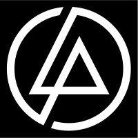 Linkin Park LP Logo - Vinyl 4