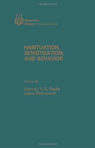 Habituation, Sensitization, and Behavior (Behavioral biology)